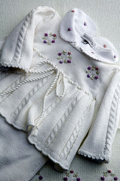 вязание для детей спицами Modnoe Vyazanie Rucom